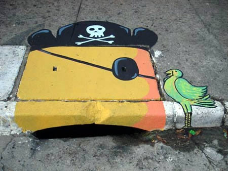 Storm Drain Art: 20 Artworks from Brazil