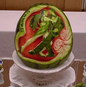 Watermellon Art